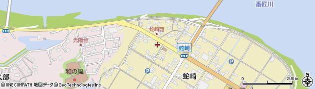 大分県佐伯市池田1946周辺の地図