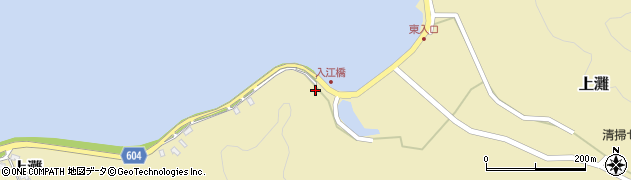 大分県佐伯市9963周辺の地図