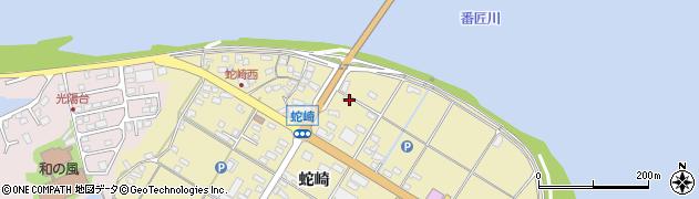 大分県佐伯市池田2116周辺の地図