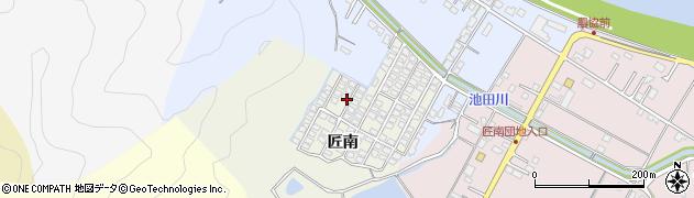 大分県佐伯市池田917周辺の地図