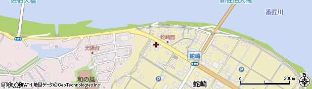 大分県佐伯市池田1864周辺の地図