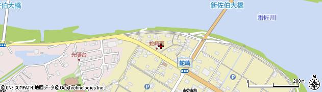 大分県佐伯市池田1882周辺の地図