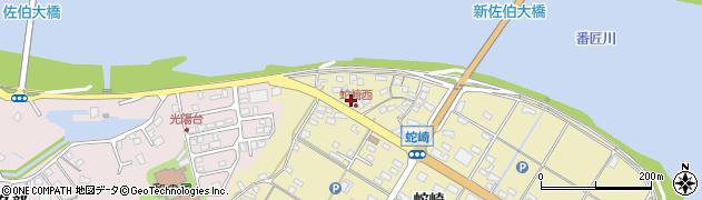 大分県佐伯市池田1878周辺の地図