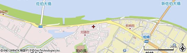 大分県佐伯市池田1723周辺の地図