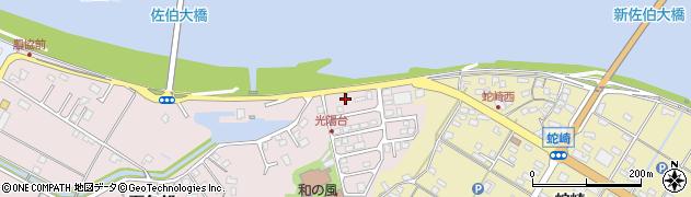 大分県佐伯市池田1722周辺の地図