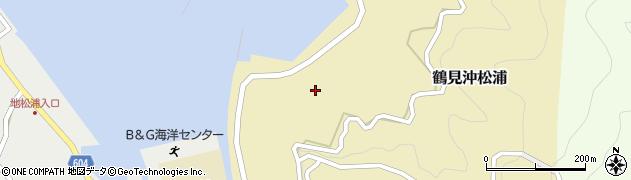 大分県佐伯市鶴見大字沖松浦831周辺の地図