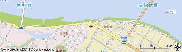 大分県佐伯市池田1731周辺の地図