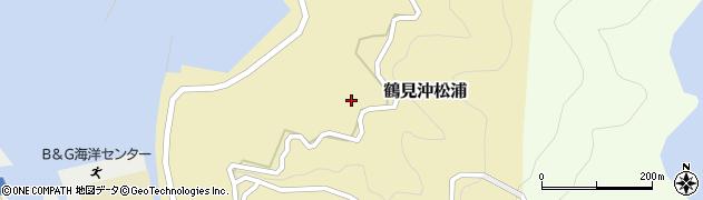 大分県佐伯市鶴見大字沖松浦970周辺の地図