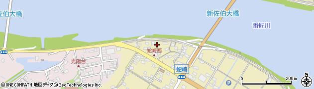 大分県佐伯市池田1883-2周辺の地図