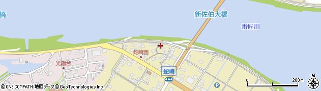 大分県佐伯市池田1899周辺の地図