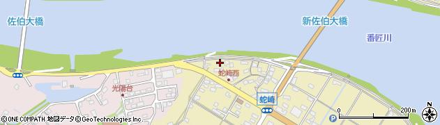 大分県佐伯市池田1871周辺の地図