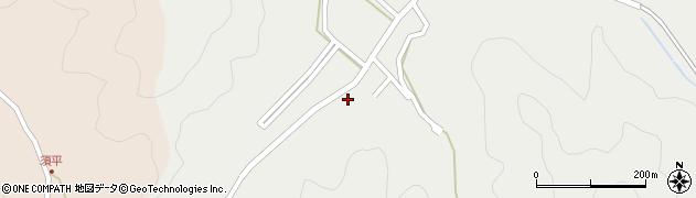 大分県佐伯市上岡512周辺の地図