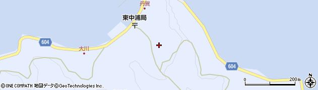 大分県佐伯市鶴見大字丹賀浦360周辺の地図