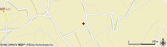 大分県竹田市入田2436周辺の地図