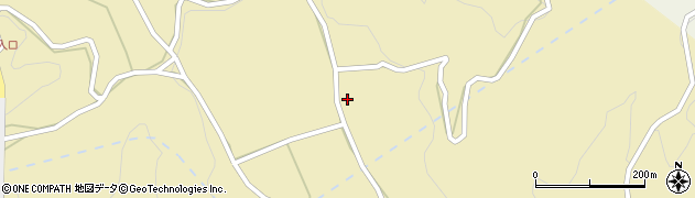 大分県竹田市入田2779周辺の地図