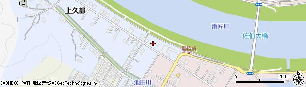 大分県佐伯市池田653周辺の地図