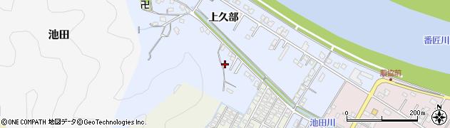 大分県佐伯市池田782周辺の地図