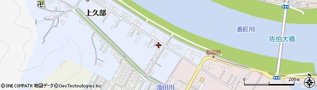 大分県佐伯市池田602周辺の地図