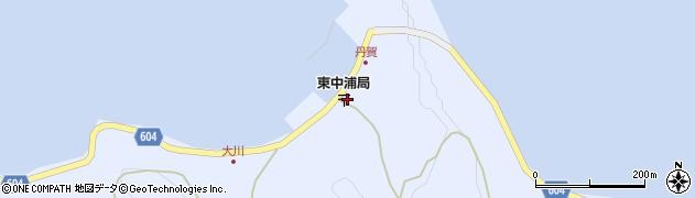 大分県佐伯市鶴見大字丹賀浦287周辺の地図