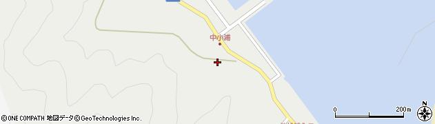 大分県佐伯市鶴見大字地松浦337周辺の地図
