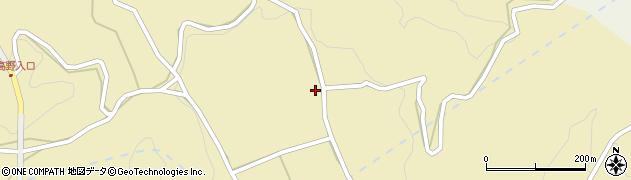 大分県竹田市入田2430周辺の地図