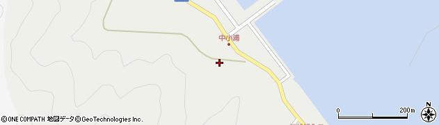 大分県佐伯市鶴見大字地松浦273周辺の地図