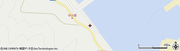 大分県佐伯市鶴見大字地松浦251周辺の地図