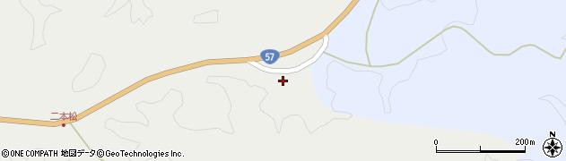 大分県竹田市渡瀬757周辺の地図