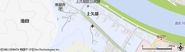 大分県佐伯市池田780周辺の地図
