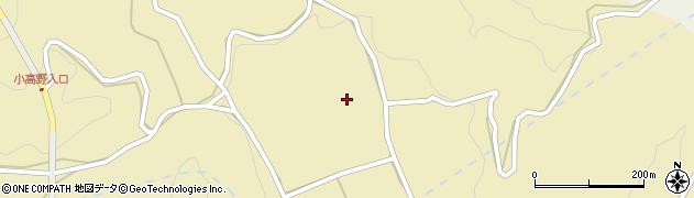 大分県竹田市入田2410周辺の地図