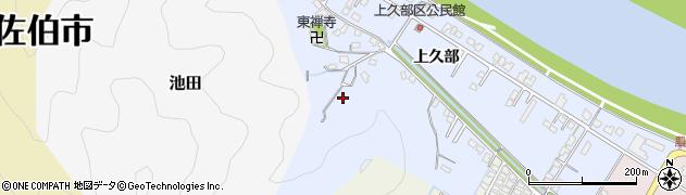 大分県佐伯市池田729周辺の地図