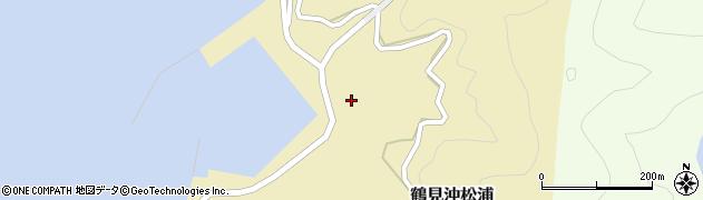 大分県佐伯市鶴見大字沖松浦1007周辺の地図