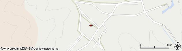 大分県佐伯市上岡363周辺の地図