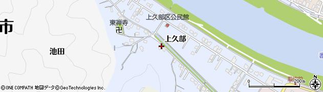 大分県佐伯市池田712周辺の地図