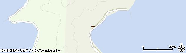 大分県佐伯市鶴見大字羽出浦221周辺の地図