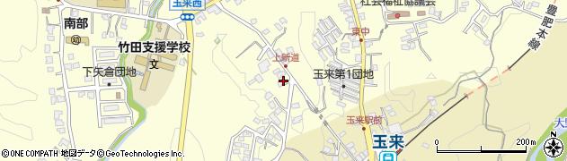 大分県竹田市玉来1175周辺の地図