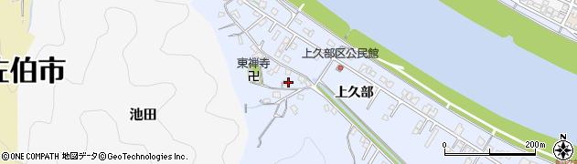 大分県佐伯市池田692周辺の地図