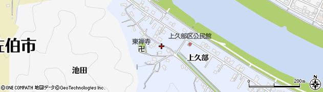 大分県佐伯市池田691周辺の地図