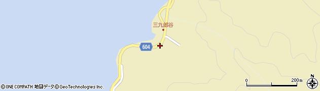 大分県佐伯市9703周辺の地図