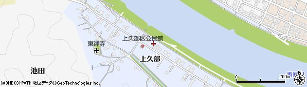 大分県佐伯市池田548周辺の地図