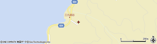大分県佐伯市9690周辺の地図