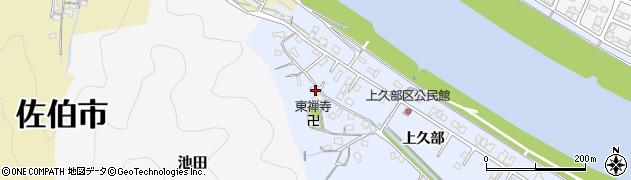 大分県佐伯市池田758周辺の地図