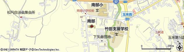 大分県竹田市君ケ園1158周辺の地図