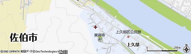大分県佐伯市池田759周辺の地図