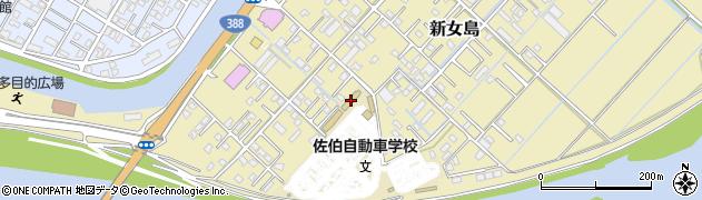 大分県佐伯市6785周辺の地図