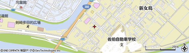 大分県佐伯市6760周辺の地図