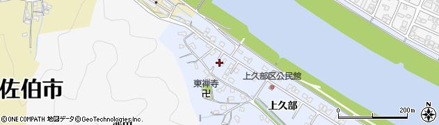 大分県佐伯市池田501周辺の地図