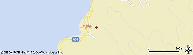 大分県佐伯市9665周辺の地図