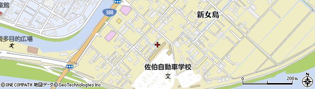 大分県佐伯市6805周辺の地図