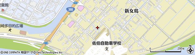大分県佐伯市6804周辺の地図